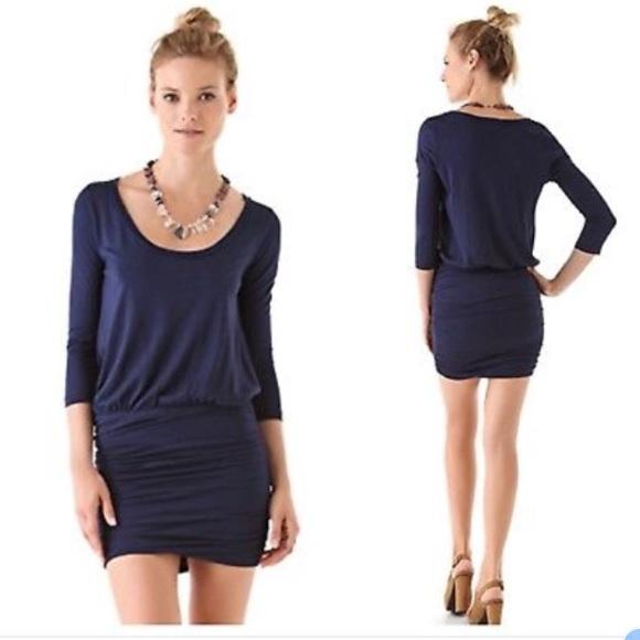 Kensie Dresses & Skirts - Blouson Jersey Mini Dress